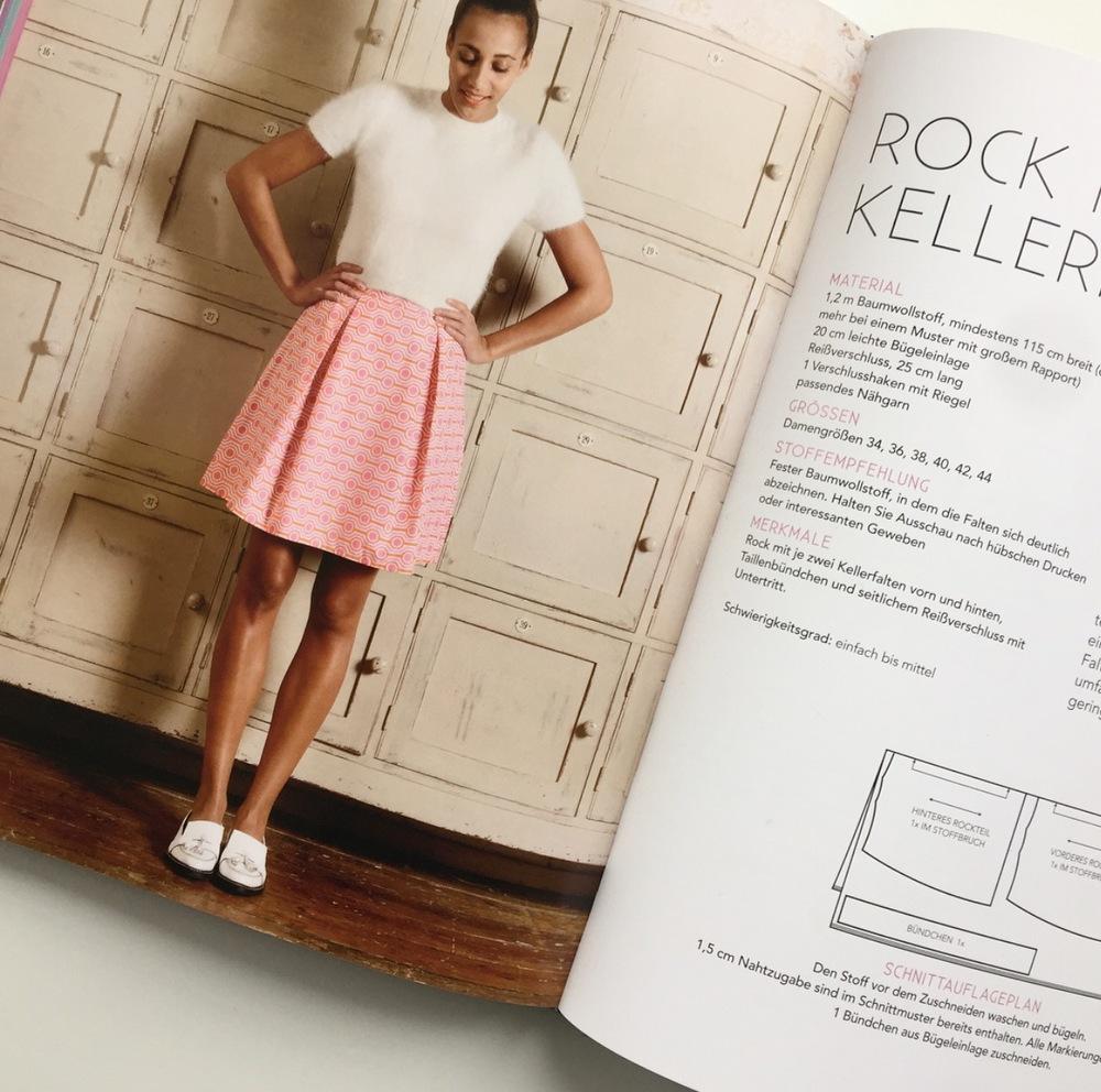 Box-pleated Skirt — craftanized