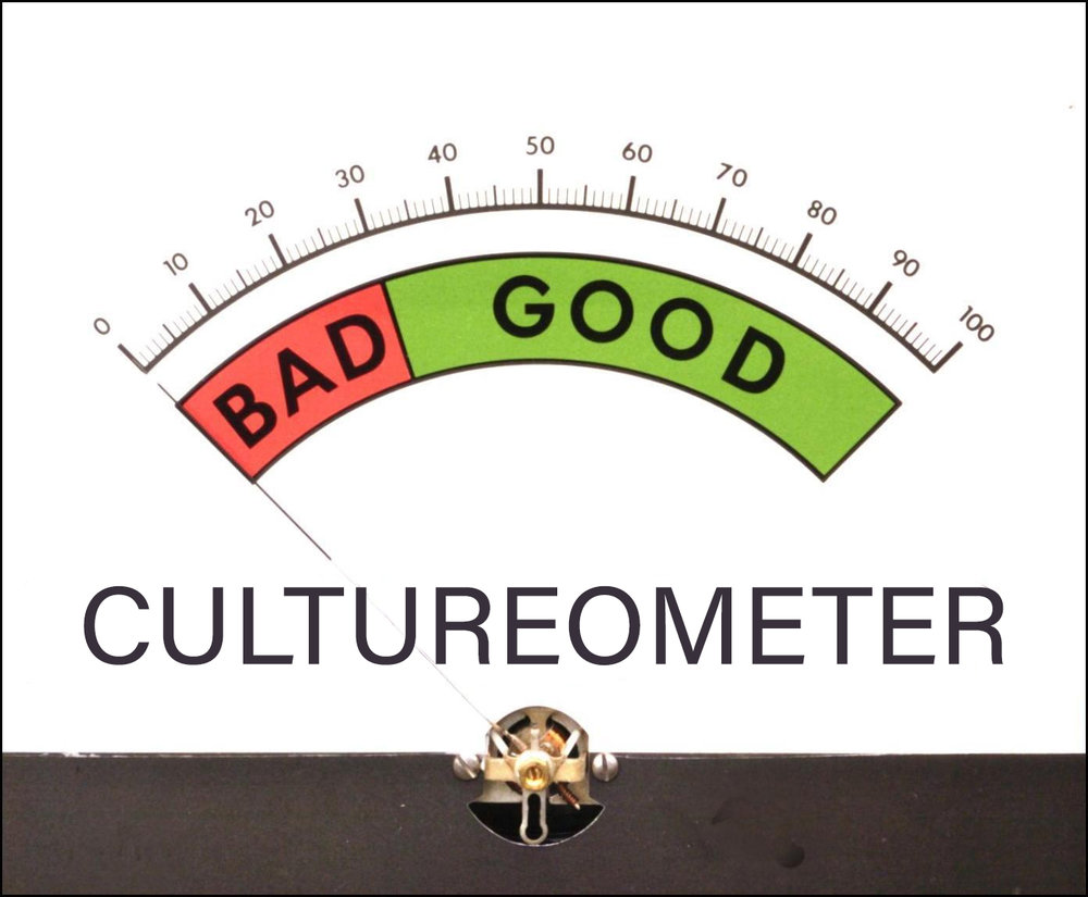 Culture meter focuses only on the shift towards a more efficient and Effective culture