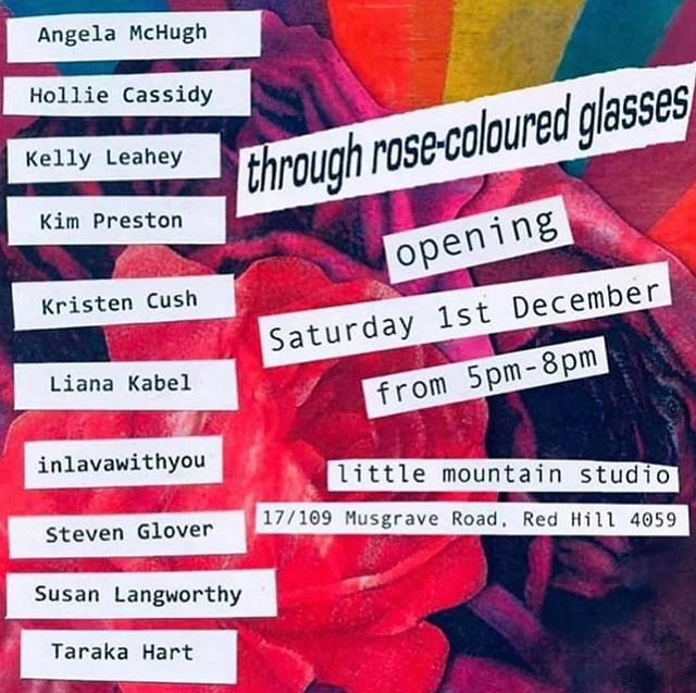 This Saturday at @littlemountainstudio. Come along to see an array of arts and crafts and drink rosé. Xmas present stocking stuffers or a nice gift for yourself. Regram from @thefiresky . . . . . . . . #brisbane #brisbaneevents #brisbaneart #brisbanecraft #brisbanegallery #event #exhibition #shoplocal #xmaspresent #giftideas #art #craft