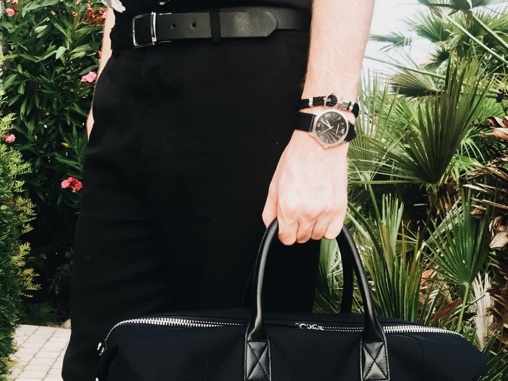 Paul Hewitt Anchor Bracelet