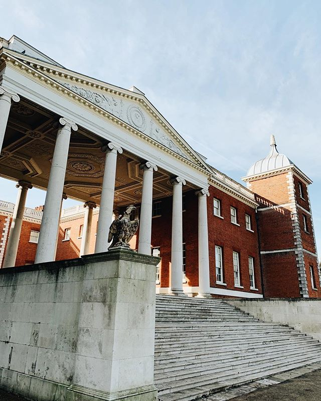 Seeing London in a different light. | Osterley House, London, England