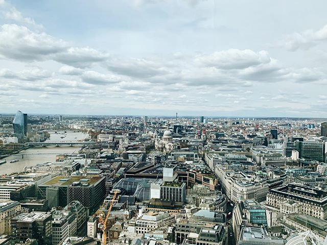 Today's view from Lunch... | City of London, England