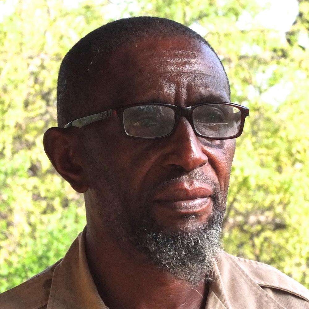 donald mombo taita taveta county coordinator
