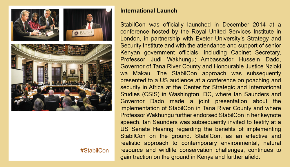 stabilcon launch rusi 2014