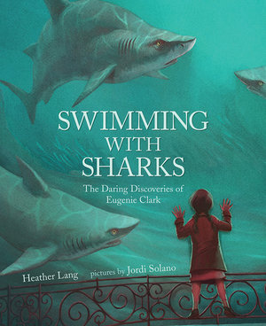 Image result for swimming with sharks heather lang