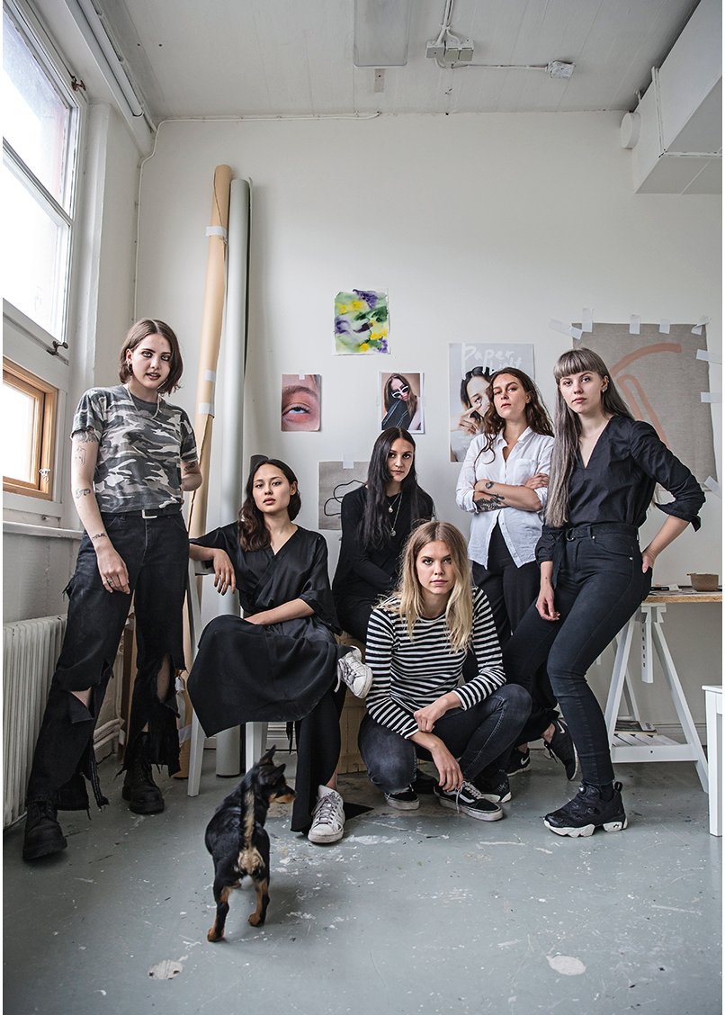 Female creative collective