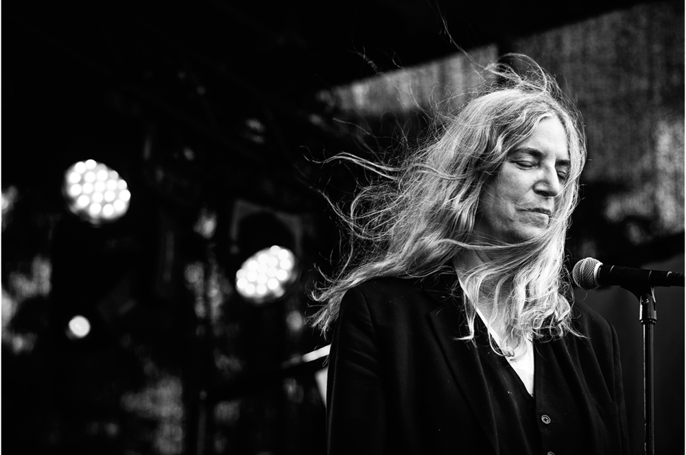 Patti Smith 2016