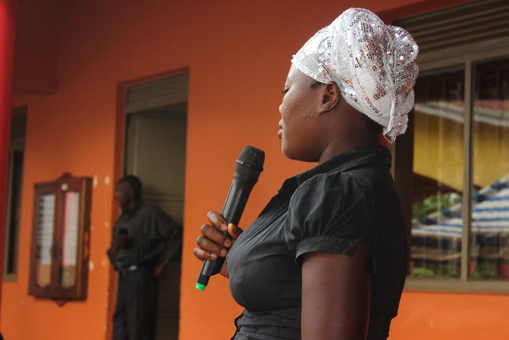 Namukose Halima, community member