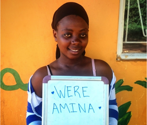 Were Amina