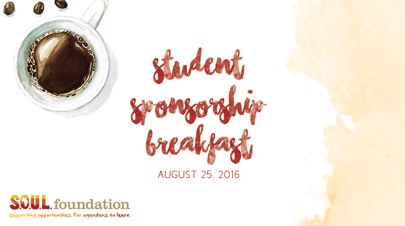 Join us for breakfast on August 25