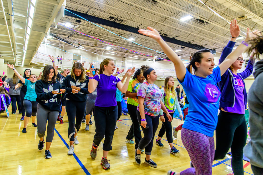 Relay for Life 2017-18 Training Plan