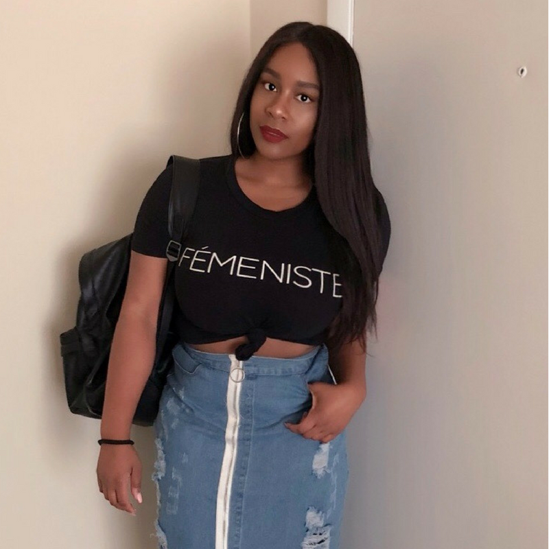 Andreá Mays - Hi, my name is Andreá. I am a 20-something DMV bred photographer, videographer and blogger of Bambina's Corner.Instagram | Website