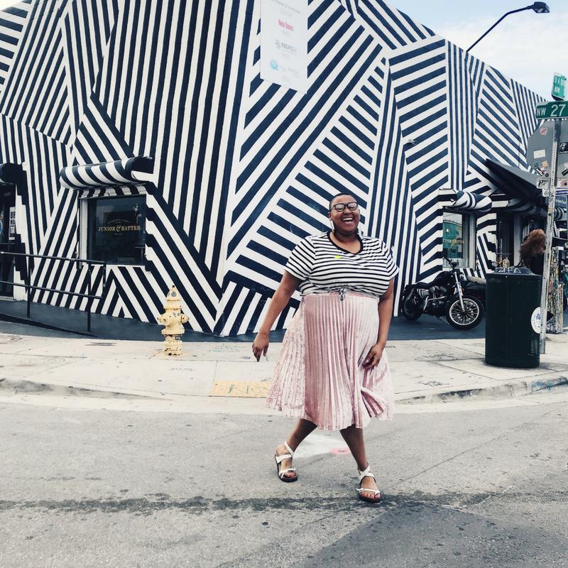 Whitney Daniel - Creator of 20 Something Doin' Something. Visual Artist. Content Creator.Instagram | Website