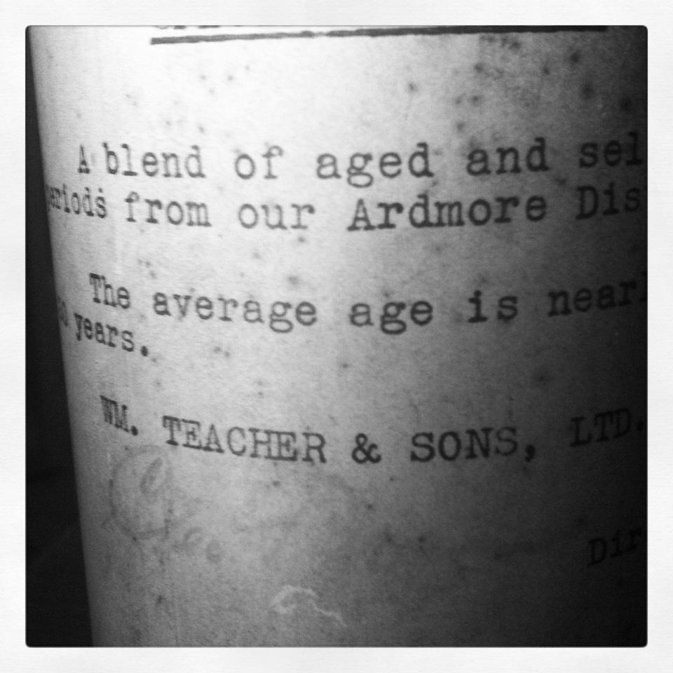 more of this sort of thing please (Ardmore bottled circa 1929)