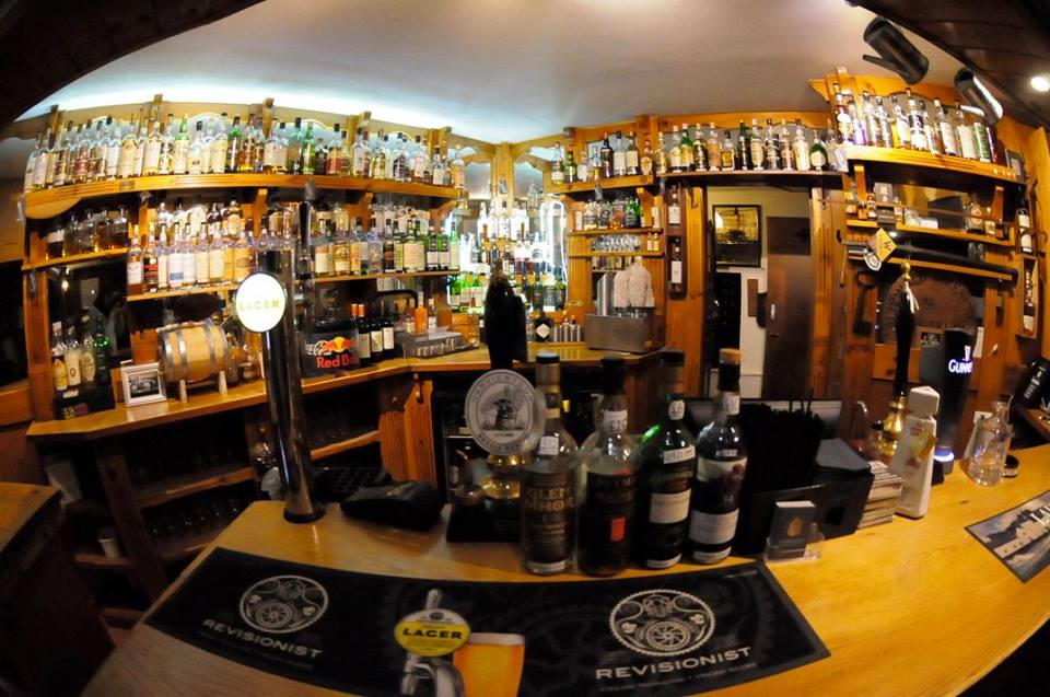 Did I mention we have a World Famous Whisky bar! Come visit us :-)