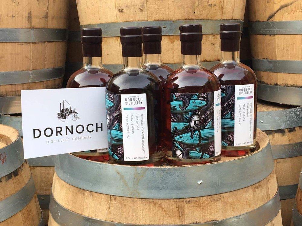 Caroni 1997, 19yr 63.2%abv 90 bottles only!