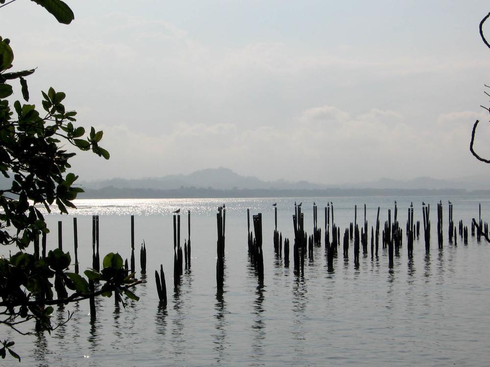 Punta Cahuita Old Warf, Costa Rica