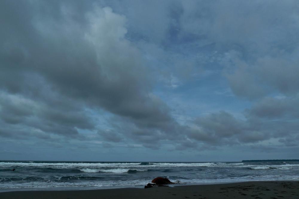 Cahuita storm