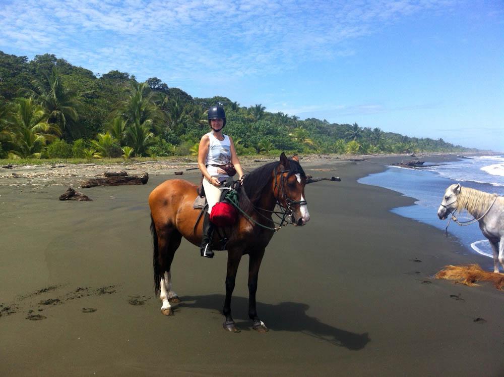 Brego, Shiloh & Terry, Playa Grande, Cahuita, Costa Rica