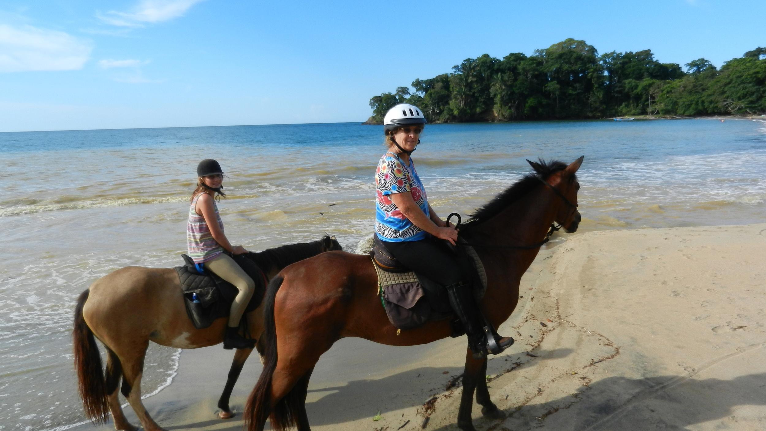 Costa Rica Caribbean Horse Treks