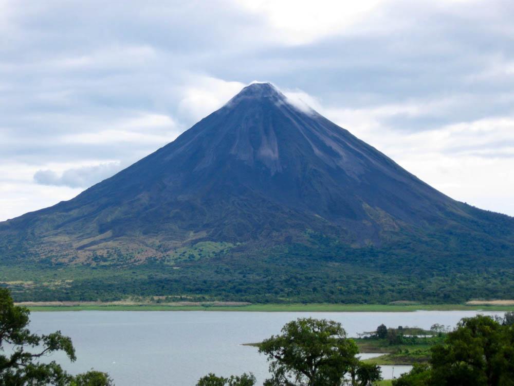 Volcano & Lake Arenal