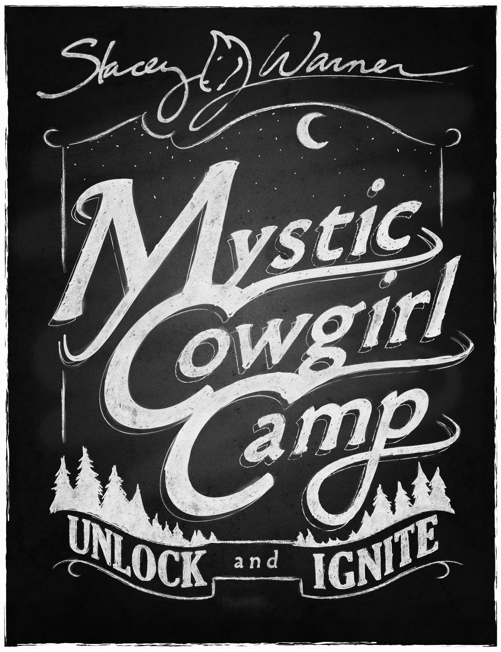 Mystic Cowgirl Camp 2015