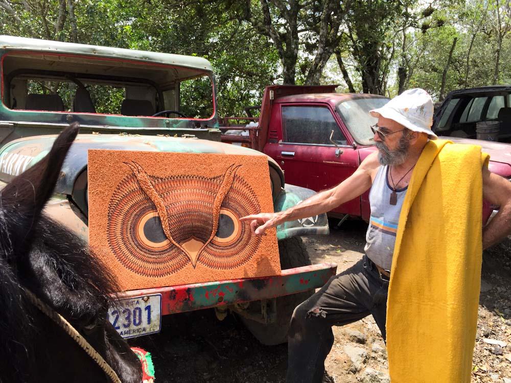 Costa Rican Artist