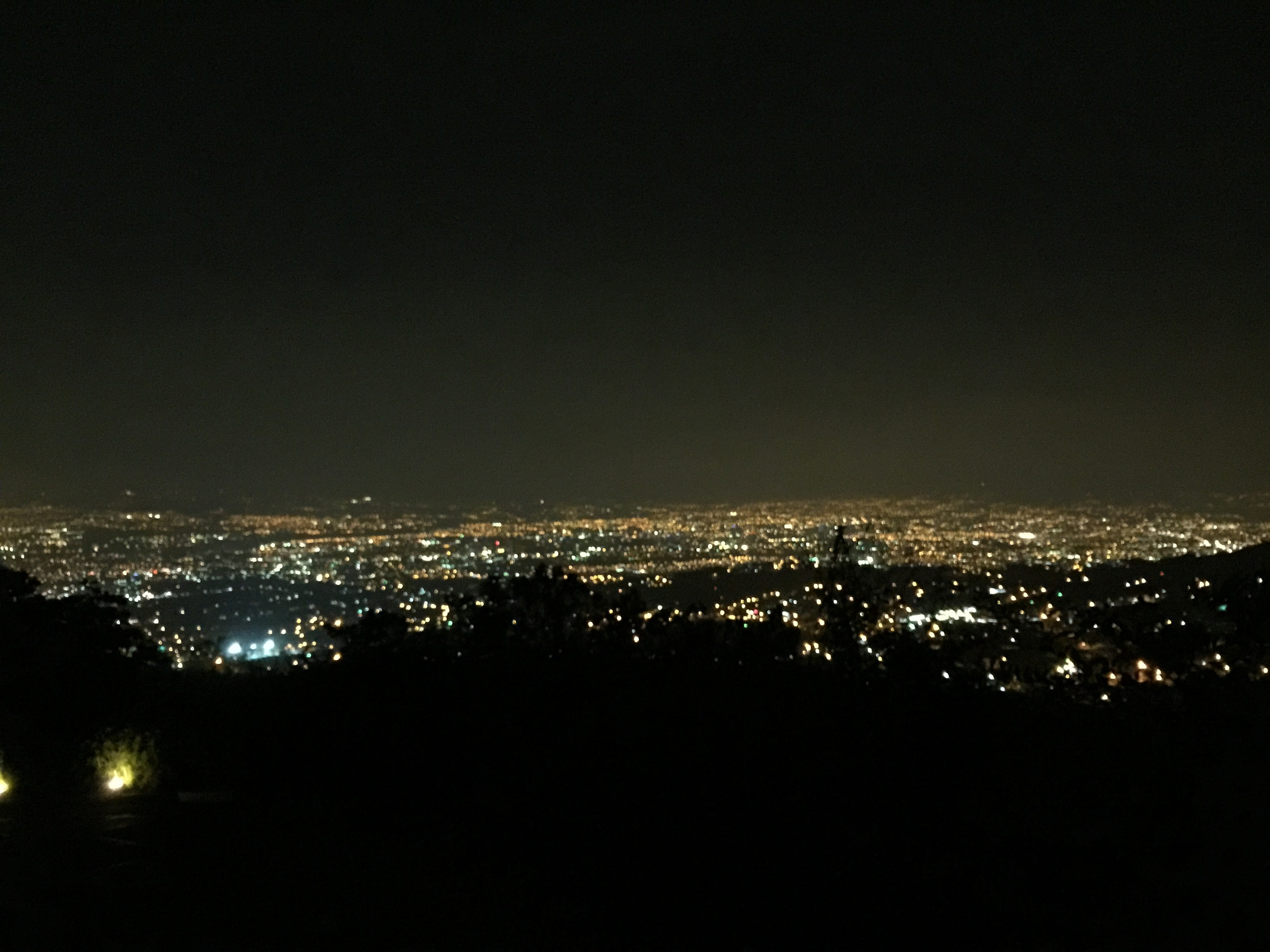 Lights of San Jose