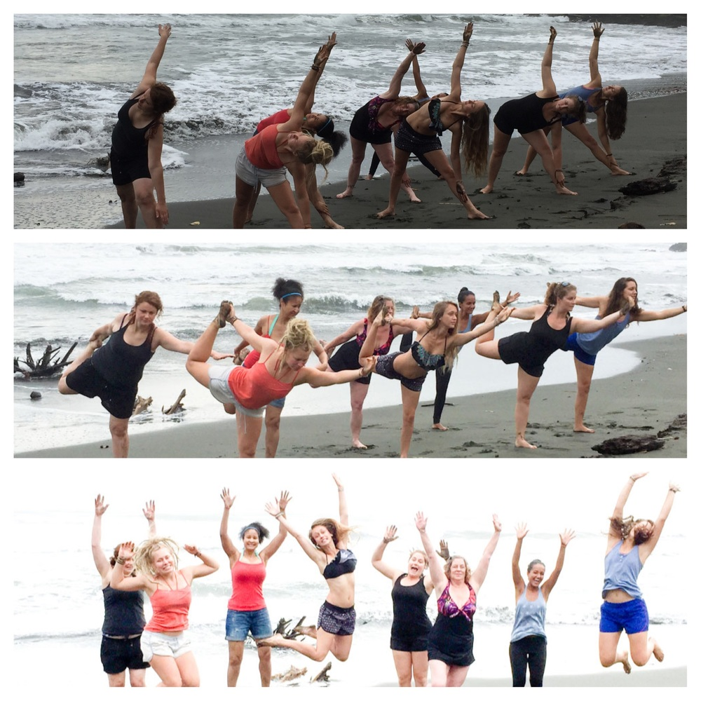 Beach Yogis