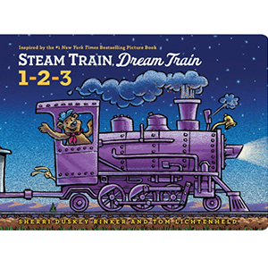 Steam Train, Dream Train 123