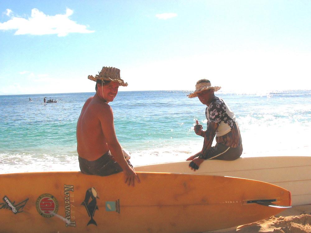 2003 - Makaha Beach
