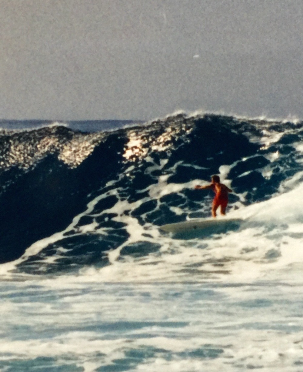 1996 - Makaha, Hawaii