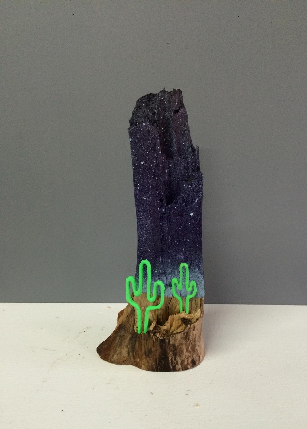 Twilight Cacti