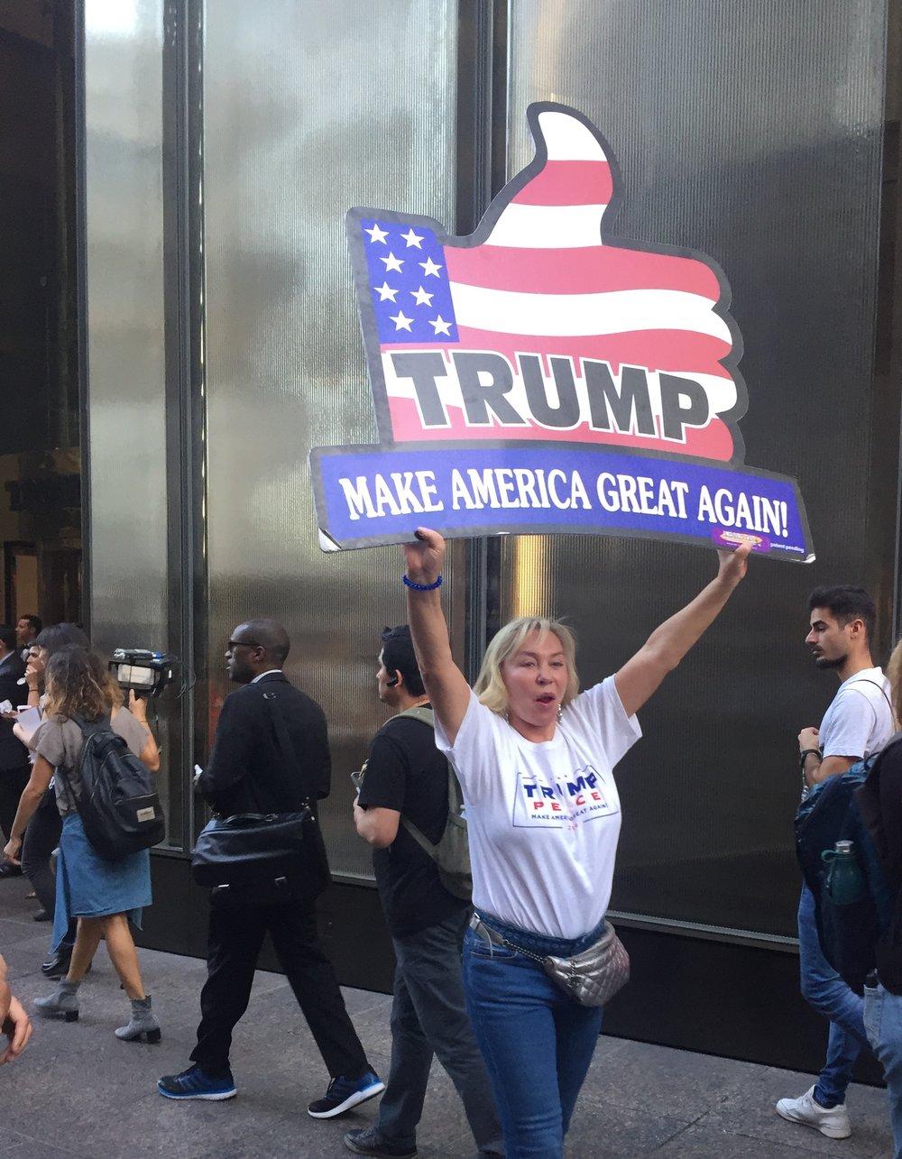 'Guys Talk Like That:' Pro-Trump Women Defend 'Gentleman' Candidate - DNAinfo