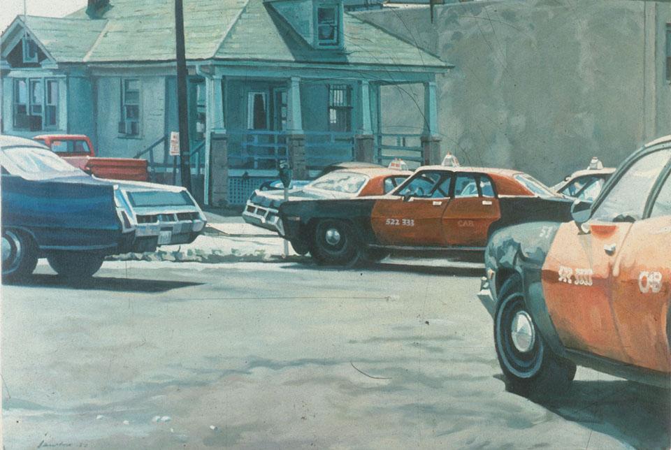 Arlington Cabs, American University, Katzen Center Collection