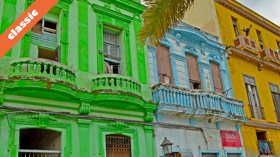 THE HIGHLIGHTS OF CUBA - 8 DAYS