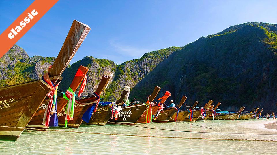 THAILAND: PUKHET & BANGKOK - 8 DAYS