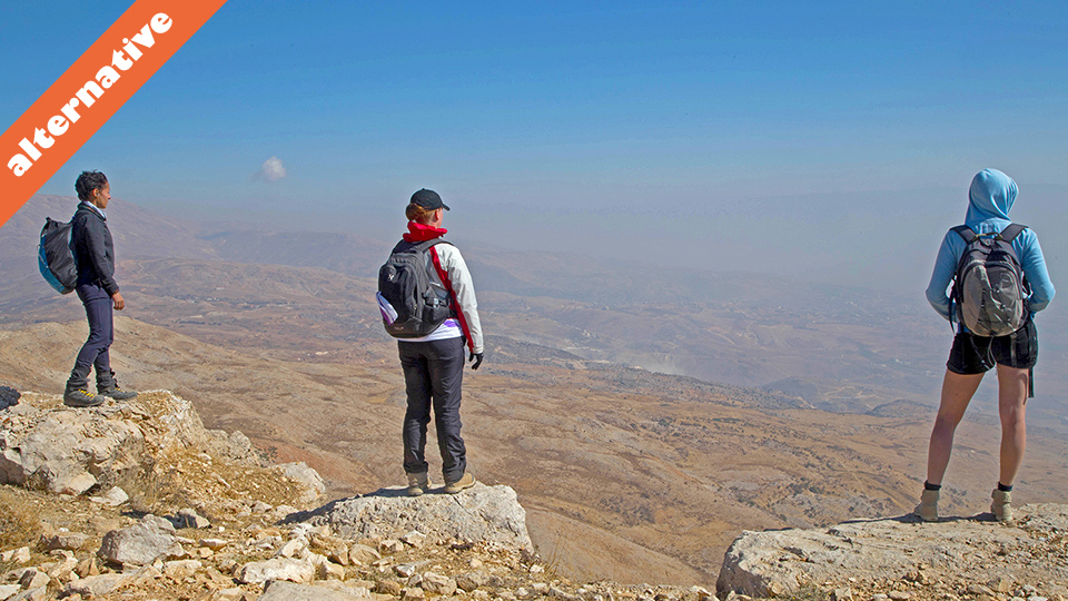 LEBANON: SUMMITS TREK - 8 DAYS