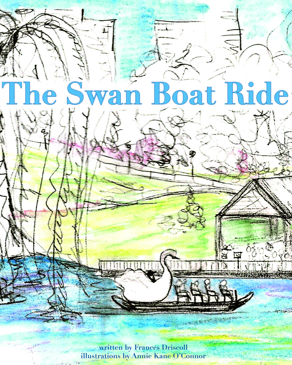 "Illustrator for ""The Swan Boat Ride"" by Frances Driscoll"