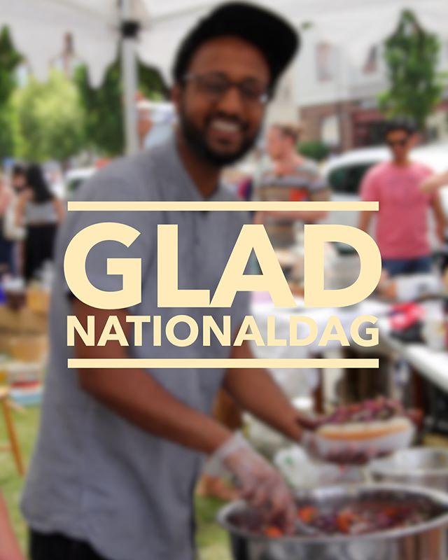 Idag har vi stängt pga nationaldagsfirande. Sverige fyller 495 år, grattis till oss! Öppet som vanligt imorgon, ses!