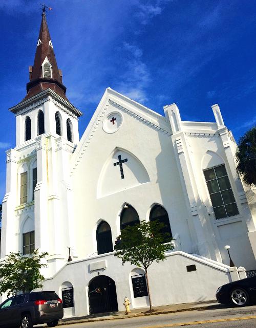 Emanuel AME Church in Charleston, SC