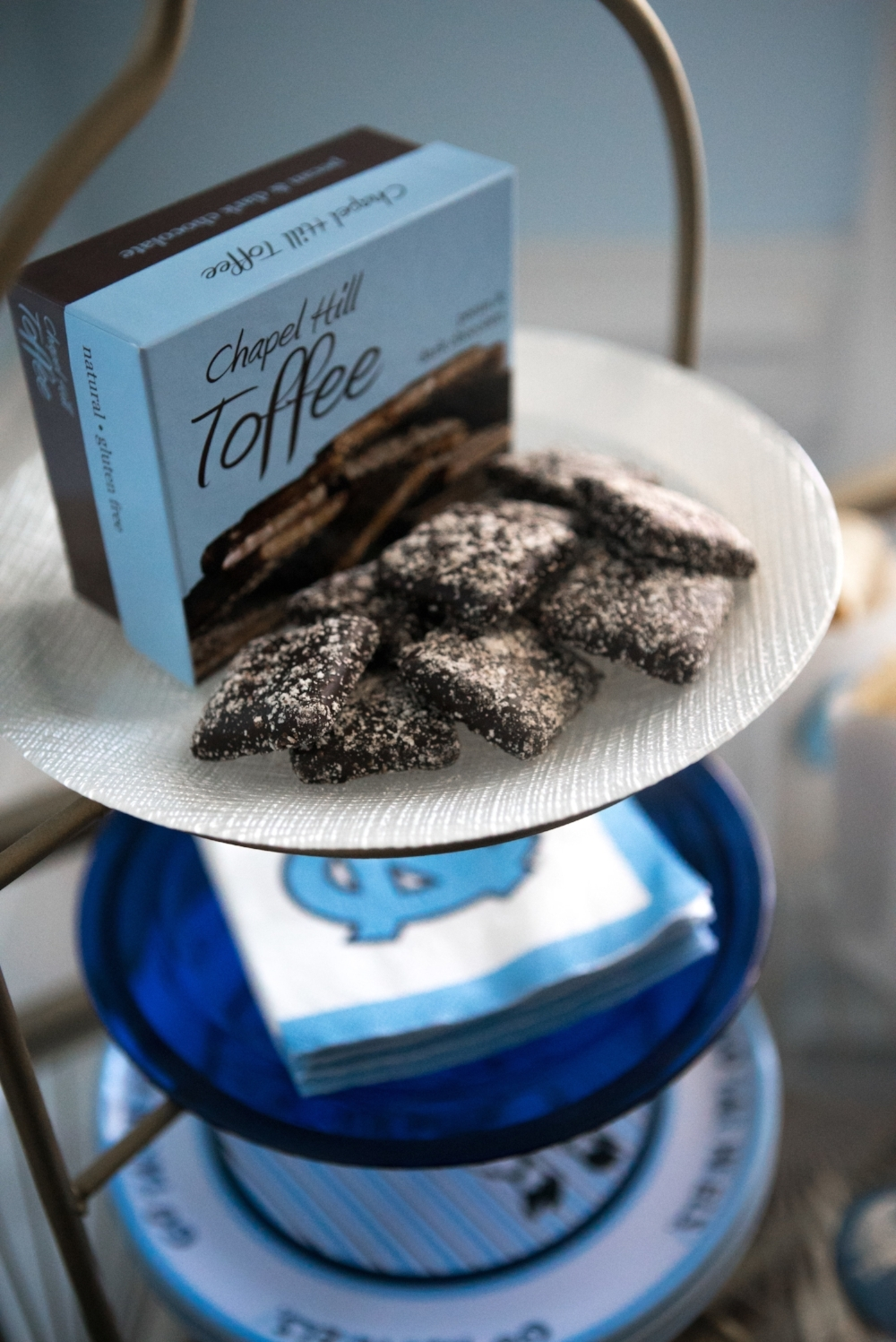 Chapel Hill Toffee is delicious!