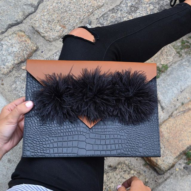 Clutch onto the weekend with Lou Rou #LouRouNewYork