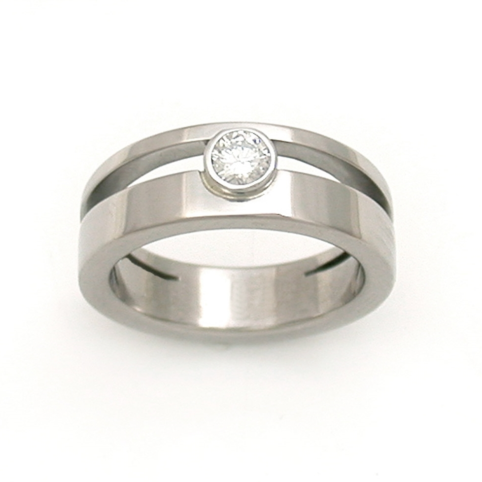 Asymmetric Split Ring