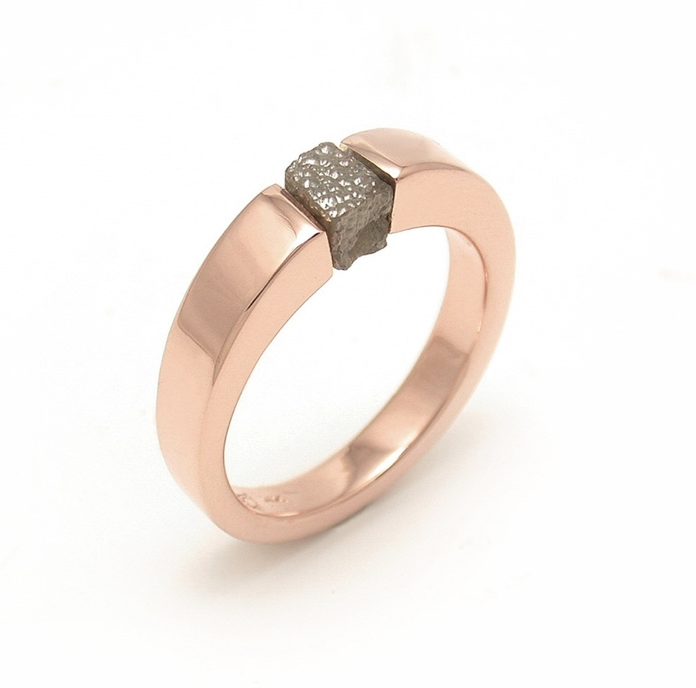 Rough Diamond Ring - Large