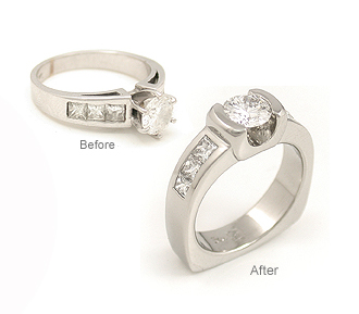 custom-diamond-solitaire-engagement-ring-rejewel-before-after-comparison.jpg