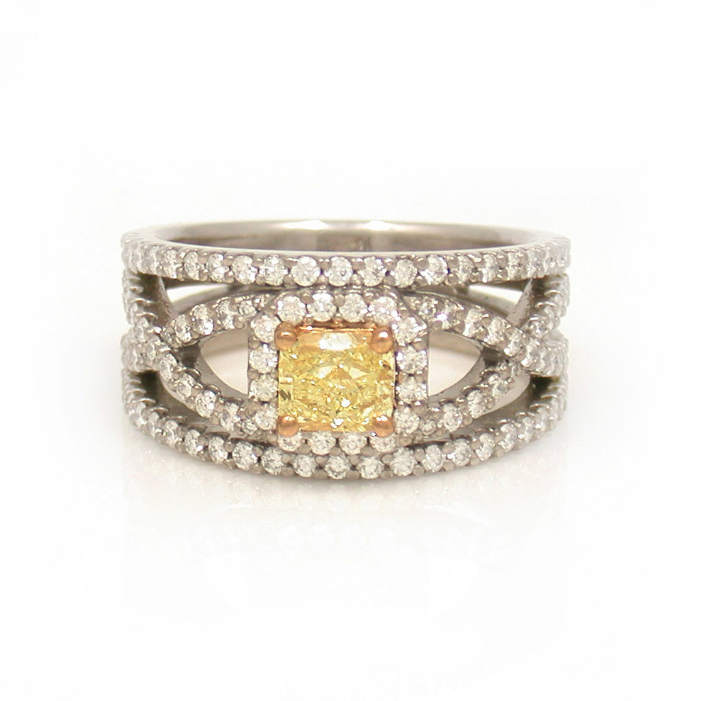 yellow-radiant-cut-diamond-encrusted-palladium-white-gold-handmade-engagement-wedding-ring.jpg