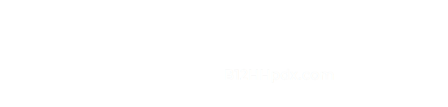 B12 Happy Hour PDX