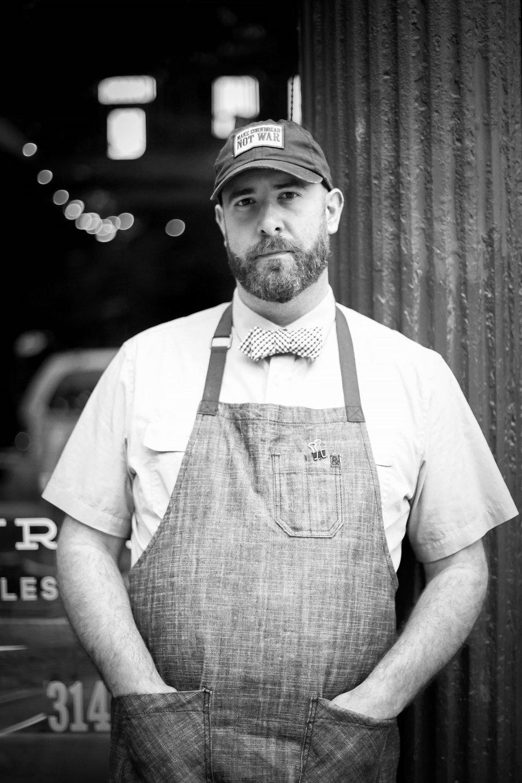 John Perkins ,  Juniper Southern Table & Bar
