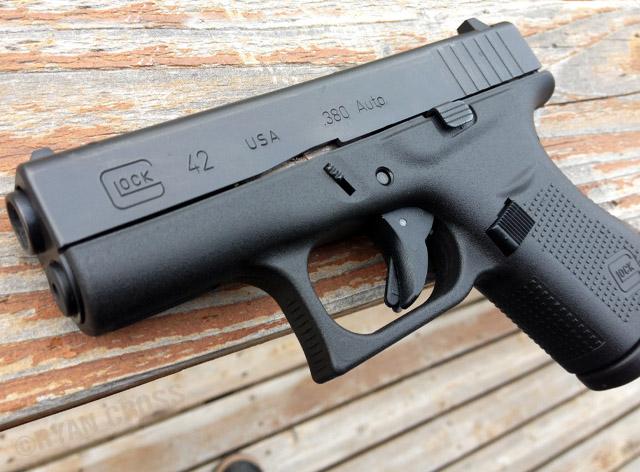 glock 42 review firearms insider community. Black Bedroom Furniture Sets. Home Design Ideas